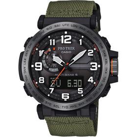 CASIO PRO TREK PRW-6600YB-3ER Watch Men green/silver /black